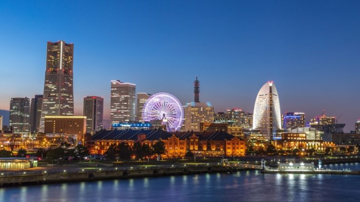 Yokohama: A Cosmopolitan Center for Business and Fun Alike