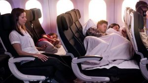 The New Air Zealand Cuddle Class