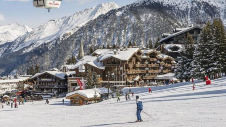 Five Best Ski Resorts - Europe